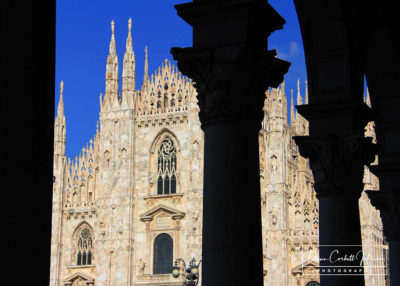 Milan Cathedral, Italy  - by Diann Corbett Johnson
