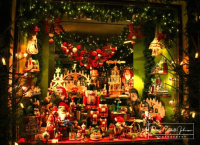 Holiday Store Window, Germany