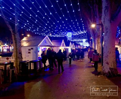Narboone Christmas Market, France