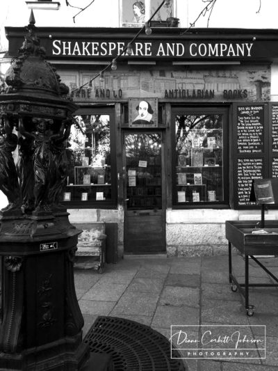 Shakespeare's Books in Paris